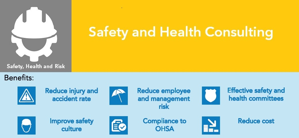 Safety and Health Consulting Header